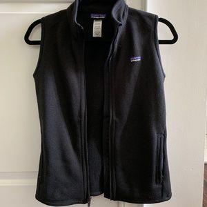 Patagonia Better Sweater Fleece Vest - Black